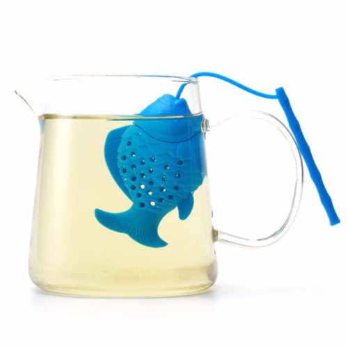 Loose Leaf Tea Infuser Silicone Strainer