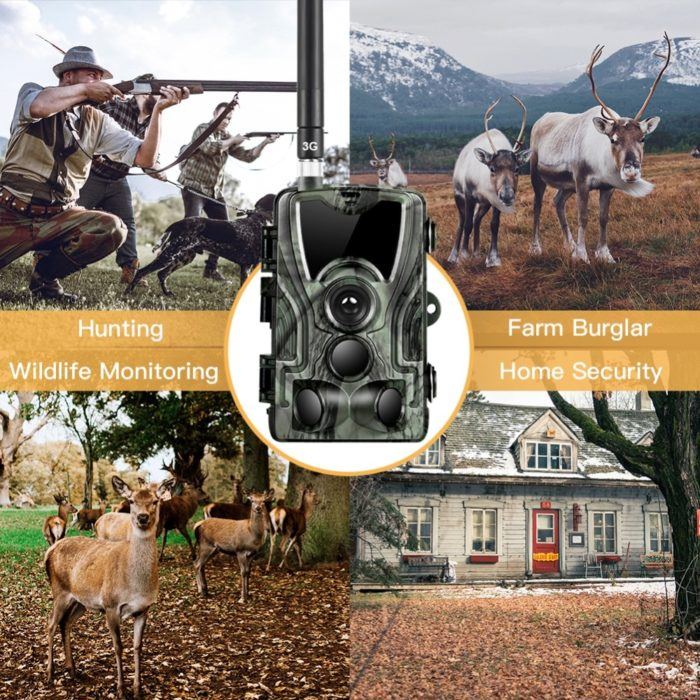 Hunting Cameras Digital HD Device