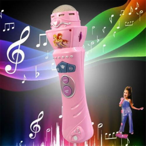 Toy Microphone Girls Wireless Mic