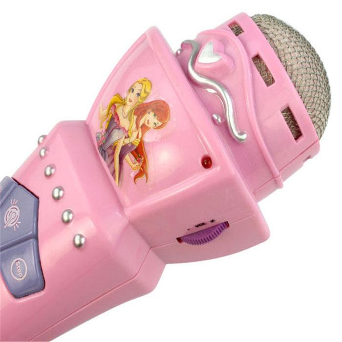 Toy Microphone Girls Wireless Mic