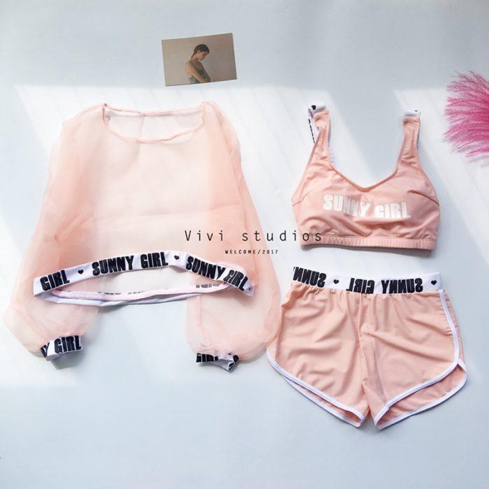 Beachwear Ladies Fashion Swimwear