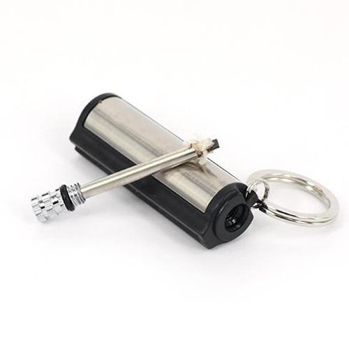 Keychain Lighter Camping Fire Starter