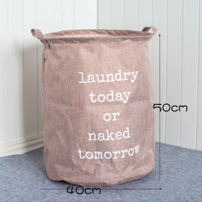 Washing Basket Portable Laundry Hamper
