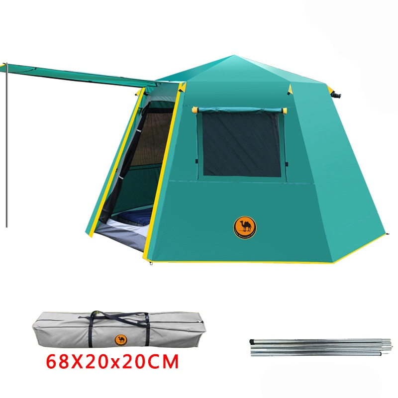 Outdoor Tent 4 Person Capacity Life