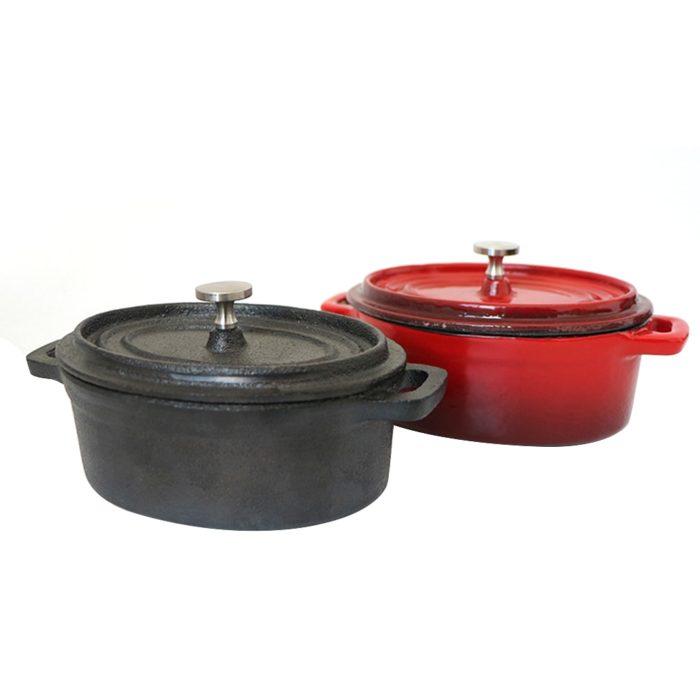 Cooking Pot Cast Iron Cookware