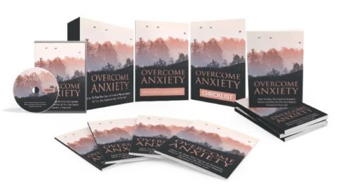 Overcome Anxiety: Control Your Life - Ebook