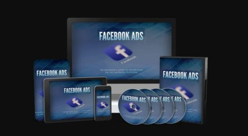 Facebook Ads: Learn Facebook Advertising Easily - Ebook