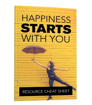 Happiness Starts With You: The Importance Of Positive Attitude - Ebook