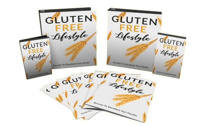 Gluten-Free Lifestyle: Be Healthy - Ebook