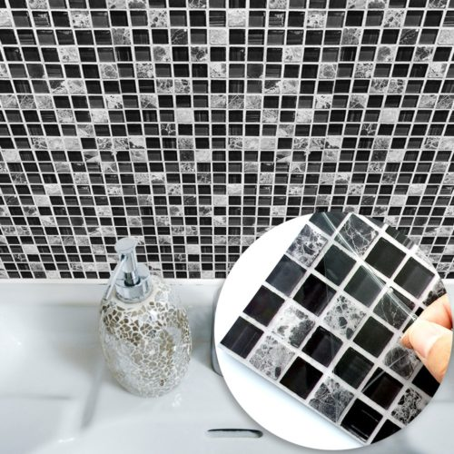 Bathroom Tile Stickers Waterproof Decor