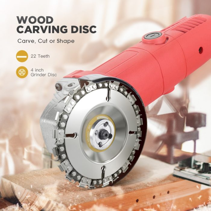 Angle Grinder Disc Woodworking Tool