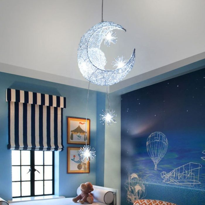 Pendant Ceiling Light Hanging LED Lamp