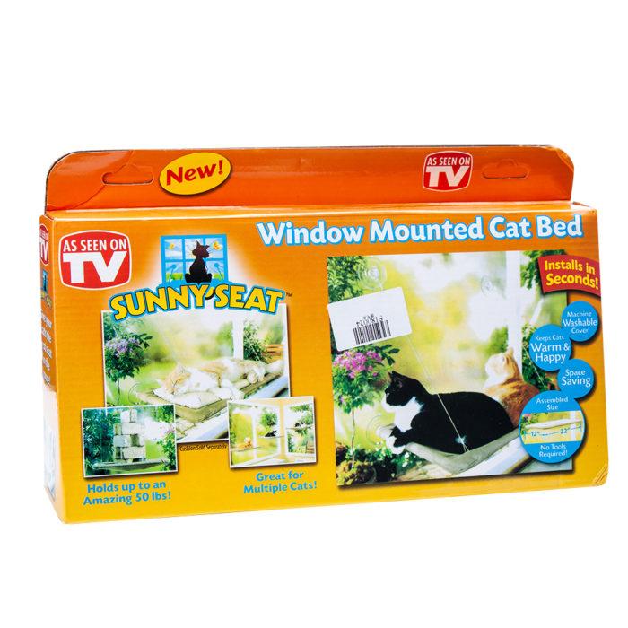 Cat Window Hammock Hanging Bed