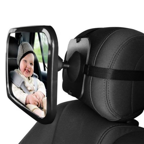 Baby Car Mirror Rear Seat View