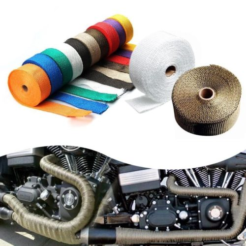 Muffler Tape for Automobiles