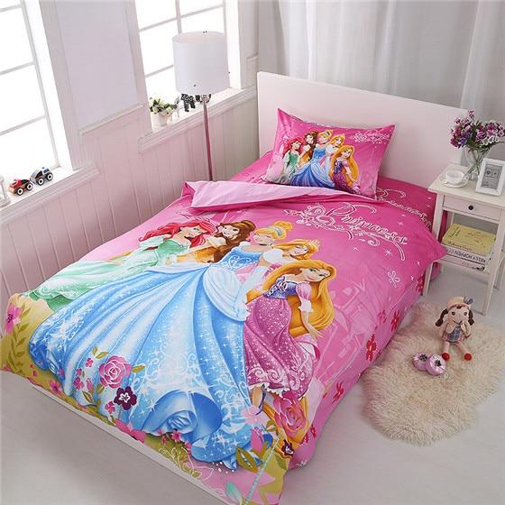 Disney Bedding Cute Princess Design