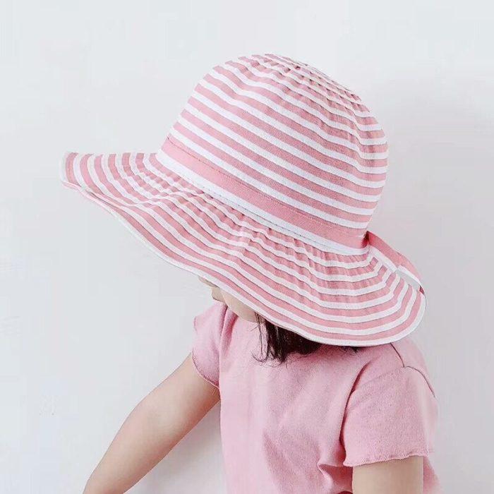 Kids Sun Hat Beach Summer Cap
