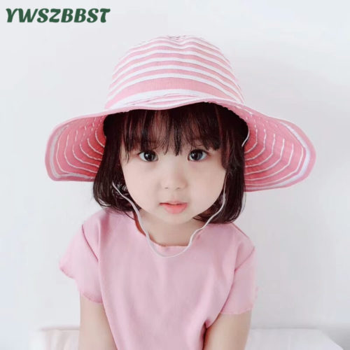 Kids Sun Hat Beach Summer Cap