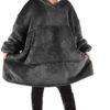 Hoodie Blanket Adult Warm Fleece