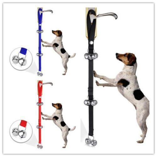 Dog Doorbell Adjustable Straps