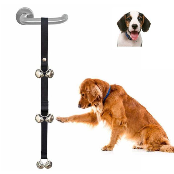 Dog Doorbell Adjustable Straps