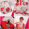 Baby Tunnel 3PC Portable Playhouse