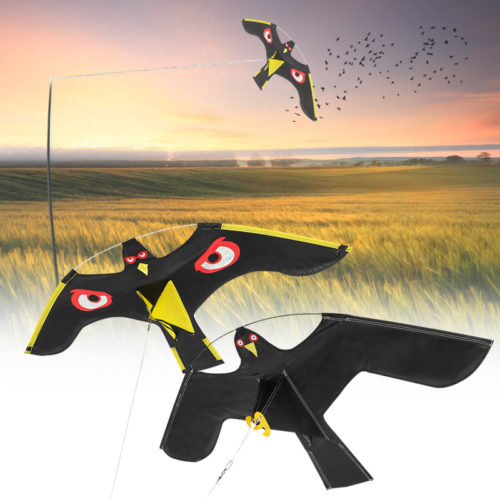 Bird Scarer Hawk Kite Garden Tool