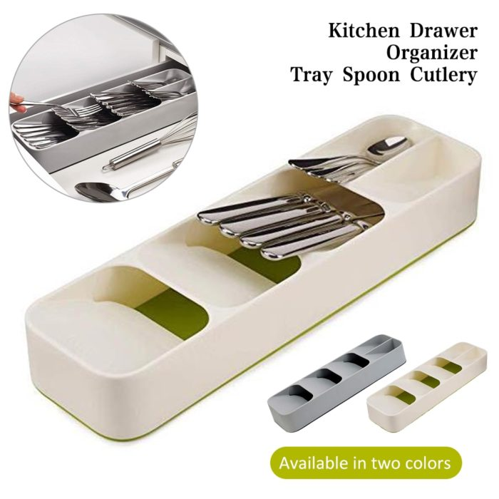 Utensil Organizer Kitchen Drawer Storage