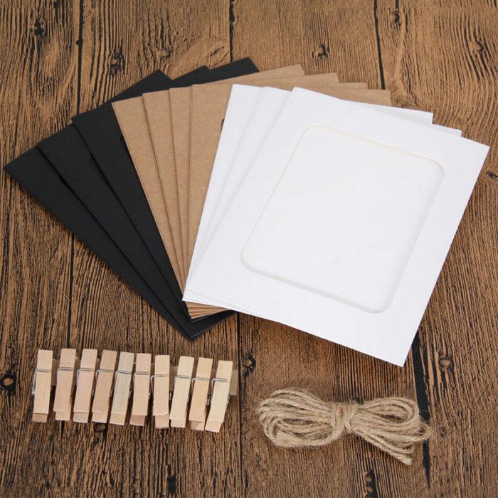 Picture Holder Paper Frame