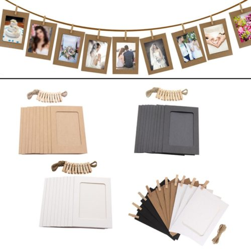 Picture Holder Paper Frame