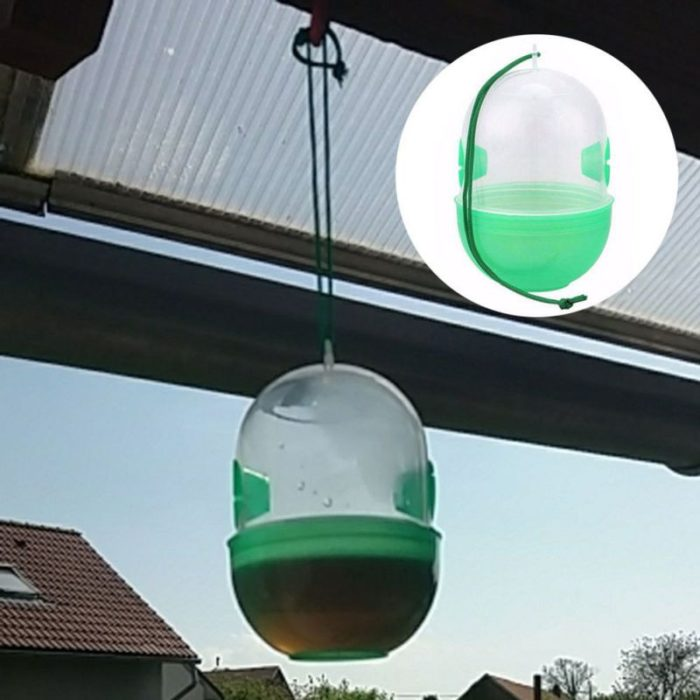 Bee Trap Hanging Insect Catcher