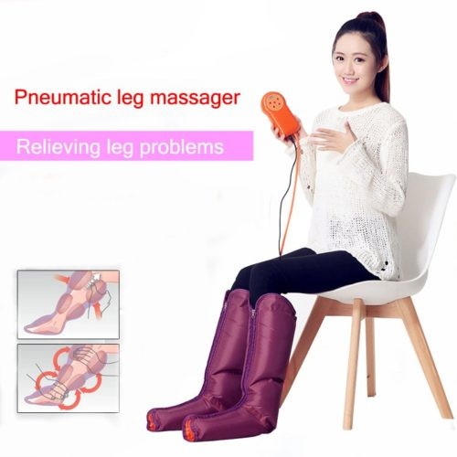 Leg Massager Air Wave Massage Apparatus