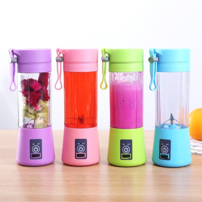 Portable Juicer Rechargeable Blender