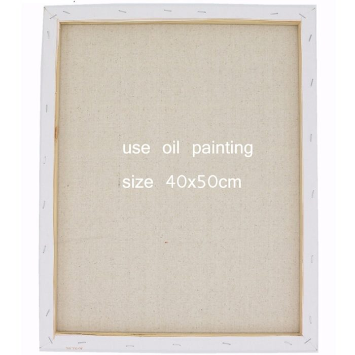 Painting Canvas Frame Oil Painting