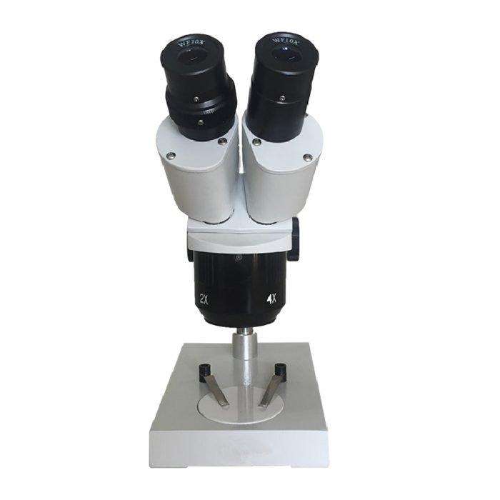 Binocular Microscope with Light