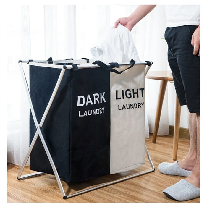 Laundry Sorter Basket Organizer