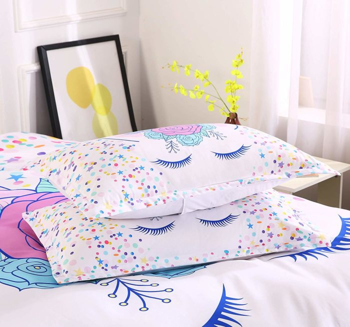 Unicorn Bedding Set Adorable Bed Linen