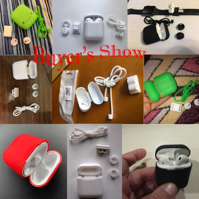 Airpod Holder Case Accessories Set