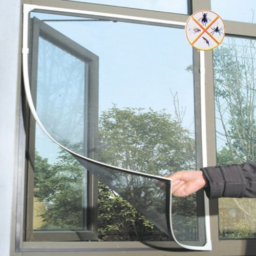 Mosquito Net For Windows Mesh Curtain