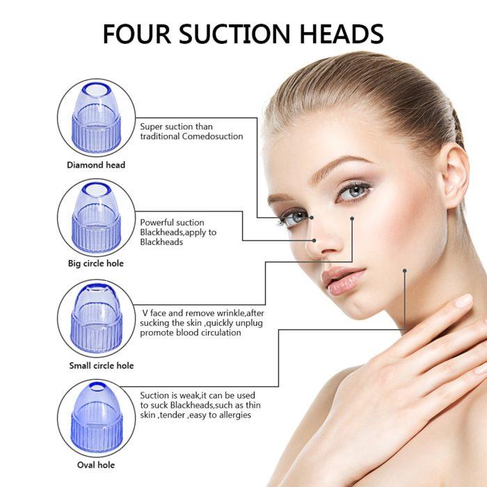 Blackhead Removal Facial Vacuum