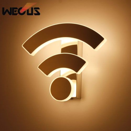 Decorative Wall Lights Wi-fi Design