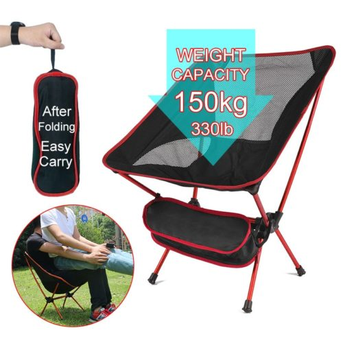 Camping Chairs Ultra Light Folding Seat