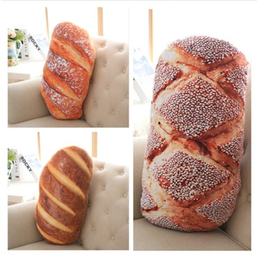 Soft Pillow Creative Bread Design