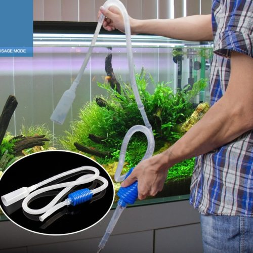 Aquarium Vacuum Pipe Suction