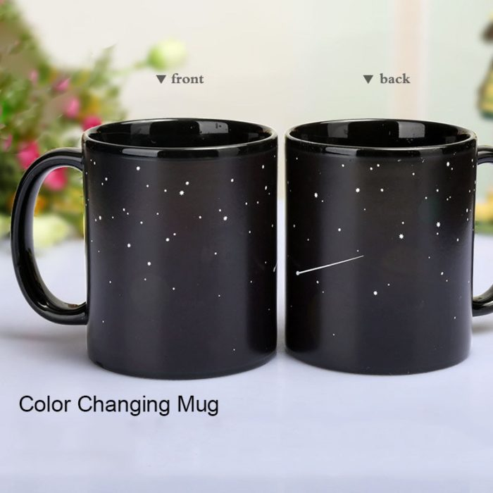 Color Changing Mug Temperature Cup