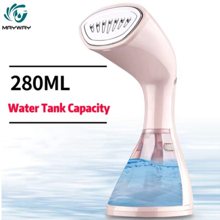 Handheld Garment Steamer Travel Iron