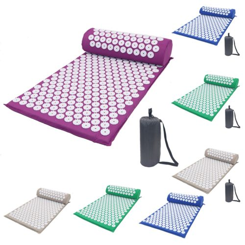 Fitness Mat Acupressure Massager Mat