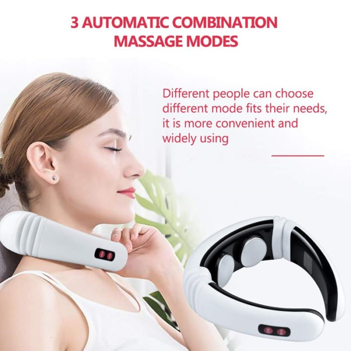 Neck and Back Massager Health Care Relaxation