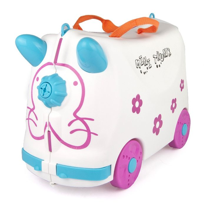Kids Luggage Toy Suitcase
