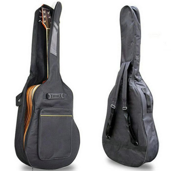 Guitar Bag Backpack Soft Case